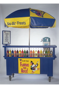 shave-ice-cambro-cart